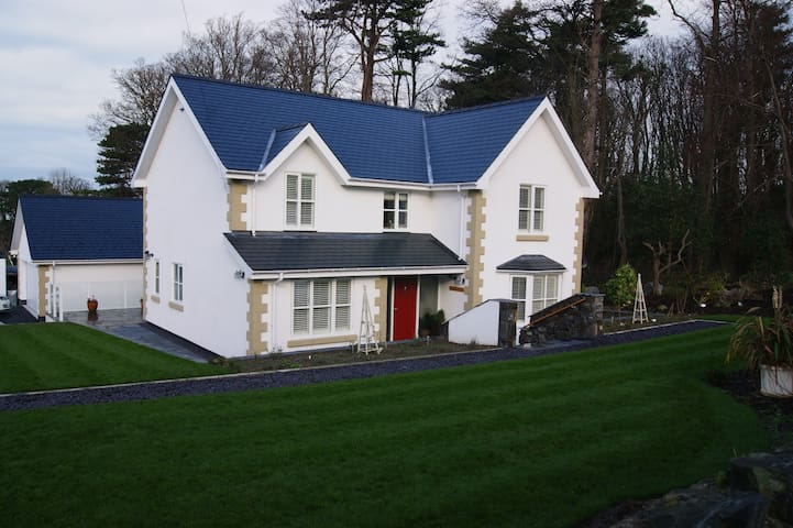 Coed Y Gelli B&B Double Bedroom - Llanfairfechan - Bed & Breakfast