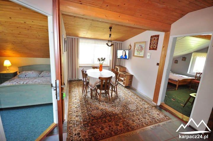 Karpacz Apartament Sezamek II