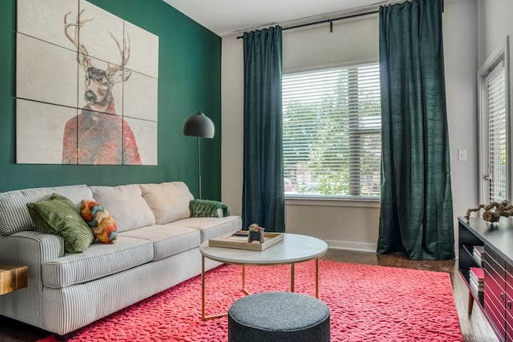 Stylish 1BR in East Austin #1137 by WanderJaunt