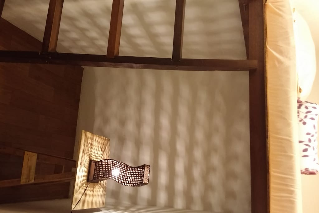 Single Loft Bed Room_1