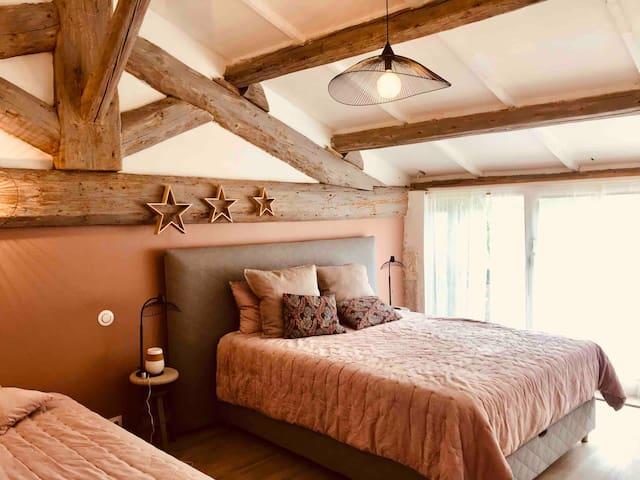 B&B3 Room with terrace