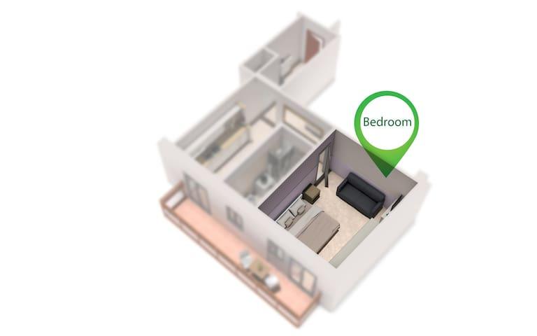 Apartment highlight