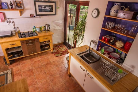 Welsh Terrace cottage Homeshare .