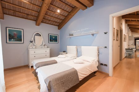 Rosa del Grappa - lovely suite - Bed & Breakfast