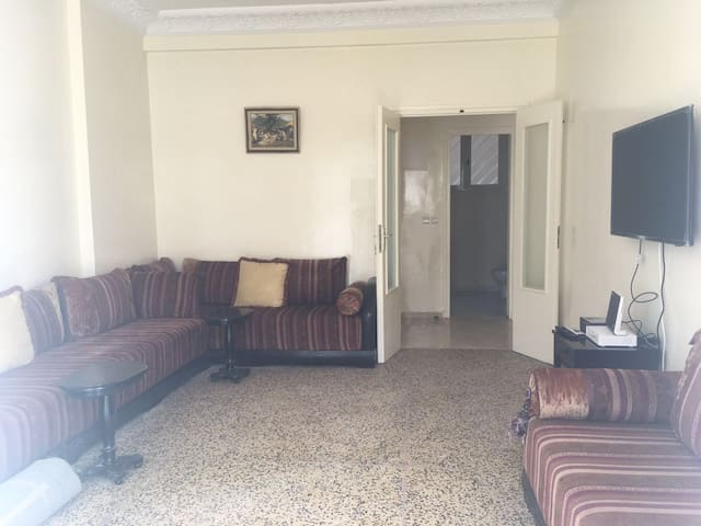 Cosy Appartement Plein Centre Ville - Casablanca