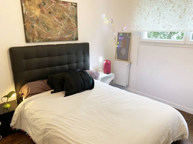Double bedroom near la Défense / Paris / Arena