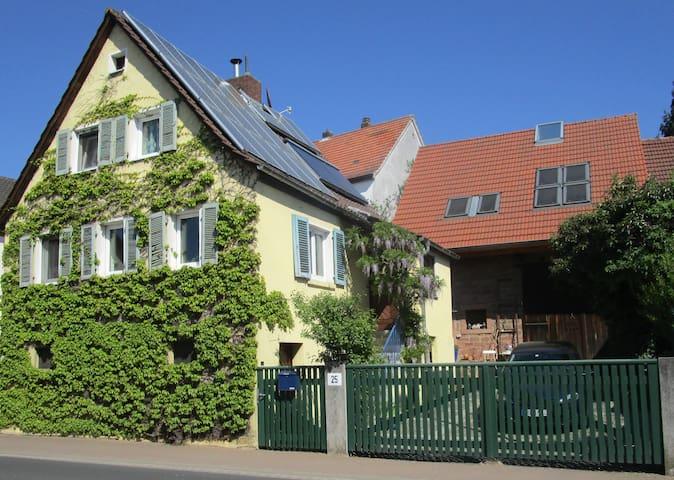 Ferienwohnung Spessart - Bessenbach - 아파트(콘도미니엄)