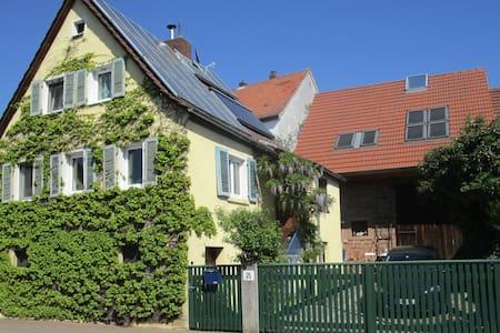 Ferienwohnung Spessart - Bessenbach - Wohnung