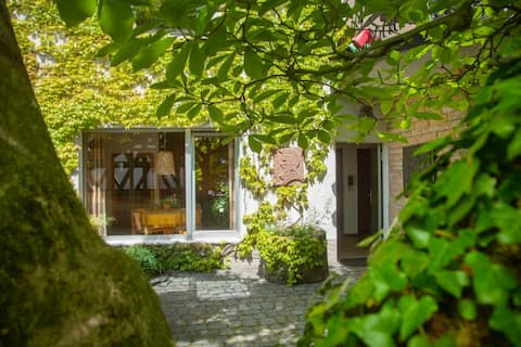 Holiday/fitter apartment in beautiful Odenwald