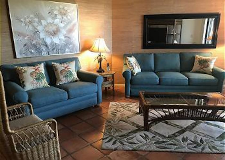 Living rooms With commercial queen sleeper sofa