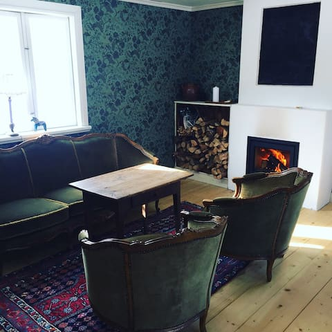 Living room, ground floor