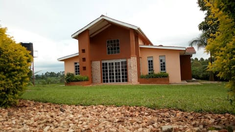 Rukungiri Home with a View