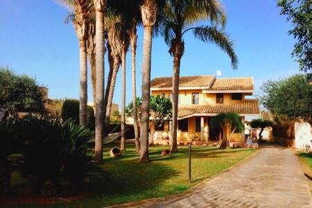 Villa su due piani - มาร์ซาลา - วิลล่า