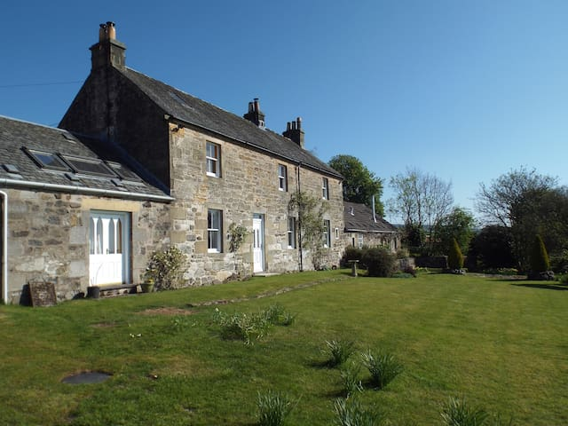 Family Farmhouse in Central Scotland