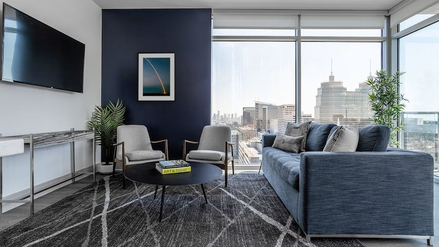 Locale   Houston Medical Center   2 BR King Suite