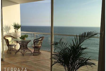 Depa increíble vista Punta Hermosa - Lakás