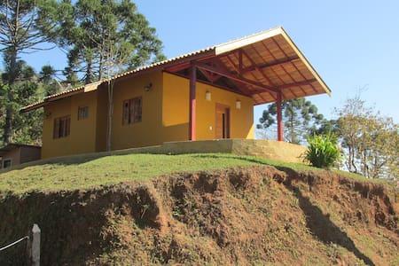 Casa na Fazenda Sertão.