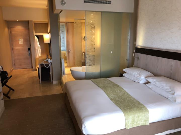 Standard King Room at Oubaai Hotel
