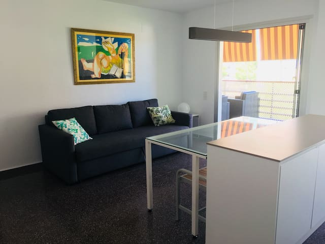 Apartamento playa Almadraba