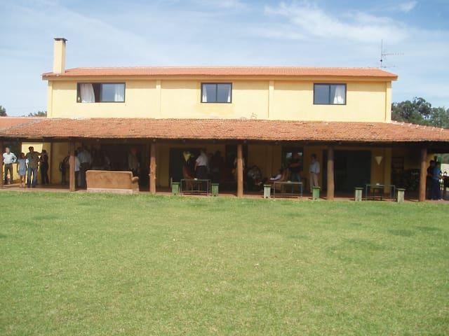Casa da Quinta S. José T2 na praia de Mira - Mira