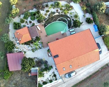 Casa Azul self-catering apartment