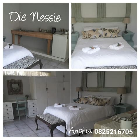 This room contain only a double bed