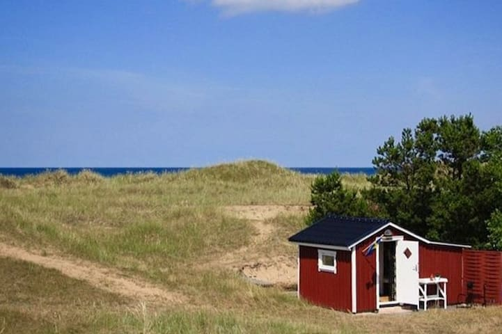 Cosy beach cottage by the sea in Mellbystrand
