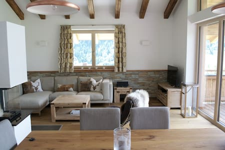 Luxury Alpine Chalet Apartment - Bad Hofgastein - Apartment - 1