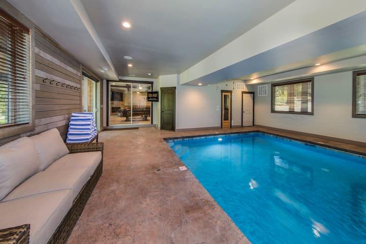 10 bedroom Mountain Luxury Estate