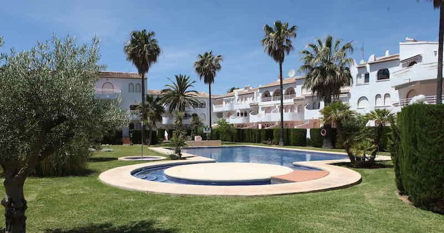 Superbe appartement dans résidence San Esteban