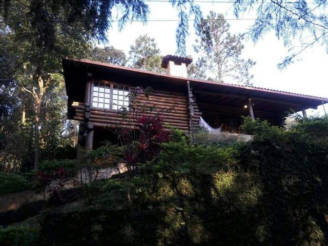 Casa Cabana São Pedro da Serra - Nova Friburgo - Casa