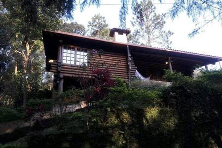 Casa Cabana São Pedro da Serra - Nova Friburgo - Talo