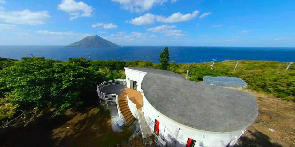 🌺🌺Ocean view villa in Hachijyo island, Tokyo