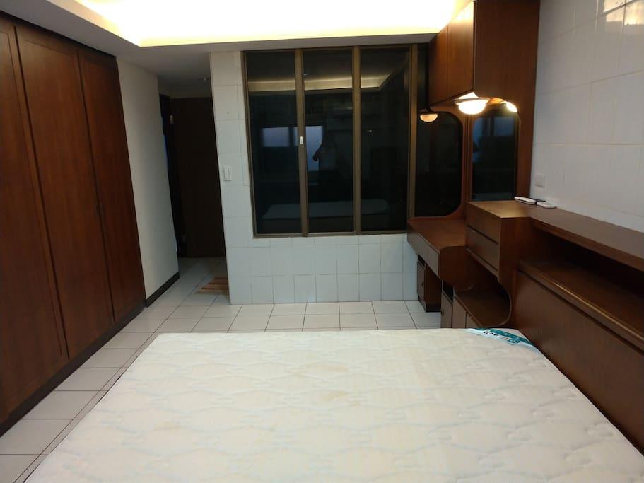 客房1內部