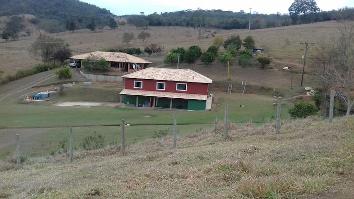 Sítio Marigold - Alto da Serra - Cunha.