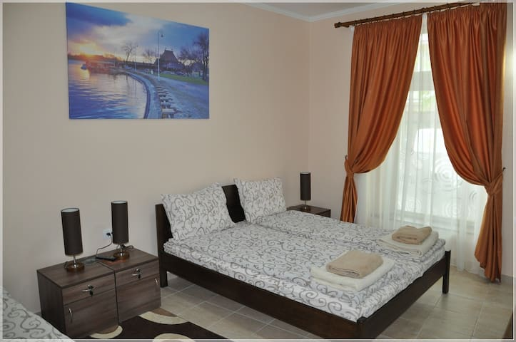 Guest House - BestFastFood/ Room 4 - Subotica - House