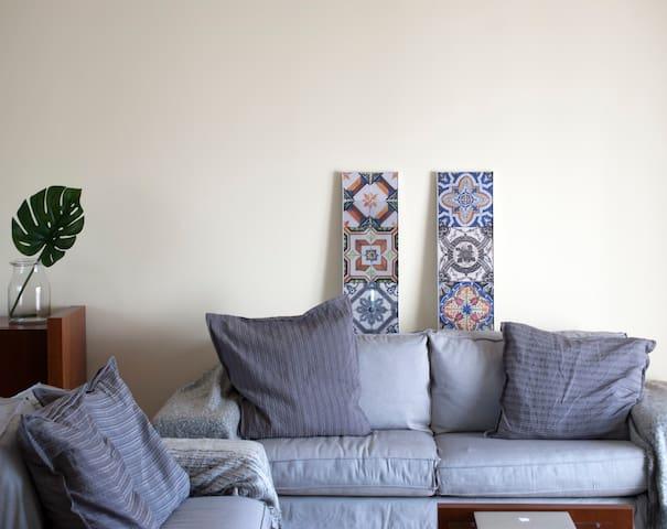 Cozy & Calm retreat Home.Entire House in Furadouro