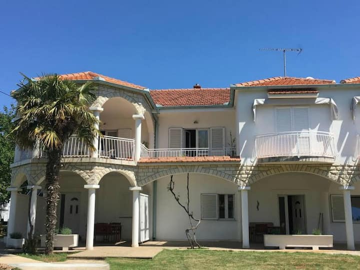 Apartments Roko - Two Bedroom Apartment with Terrace and Sea View (A4)