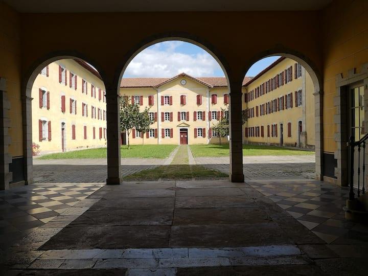 Appartement dans monument historique
