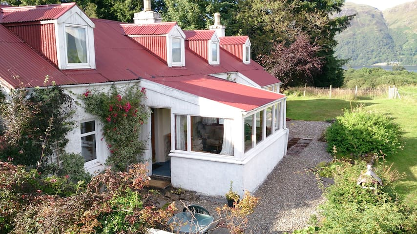 Brolas sleeps 4 to 6 plus infant - Argyll and Bute - Maison