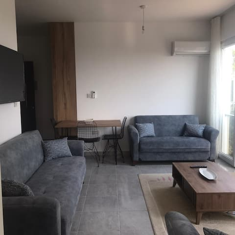 2 ložnice byt, pohodlný pobyt v Catalkoy