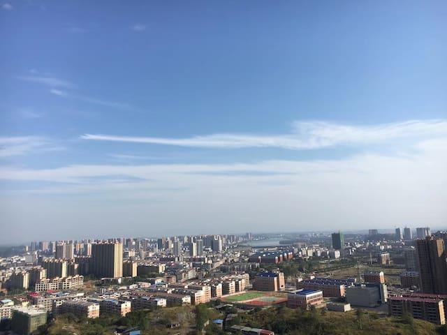 永州高铁站门口顶楼新房-云中林家