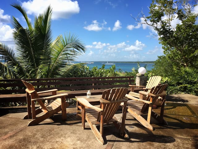 Beautiful ocean front villa in Bayahibe - Santo Domingo - Villa