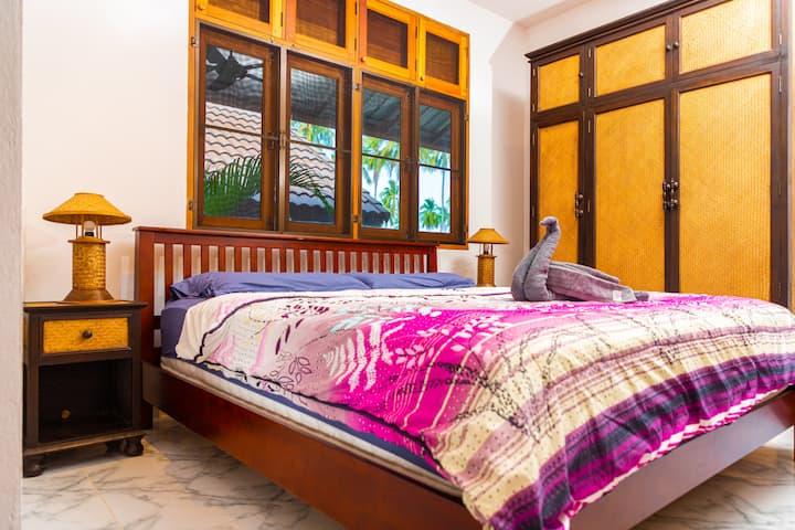 Baan Pumichai Renthouse green apartman