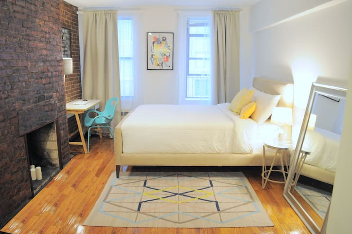 Heart of Manhattan. Just renovated home!