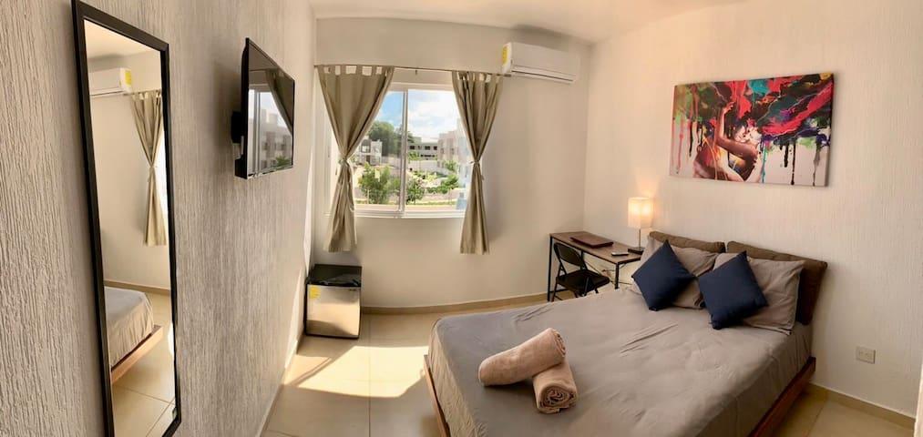 Habitación sencilla de Casa Ad Vaita