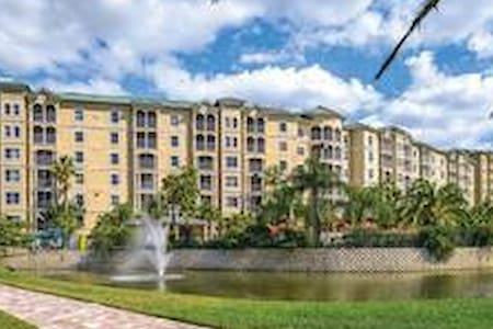 3 bdrm 3 bth (Lock-off capable) Rental Orlando, FL - Celebration - Villa