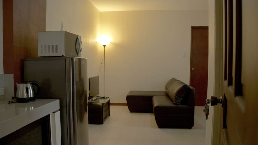 1-bedroom apartment with balcony [#3]