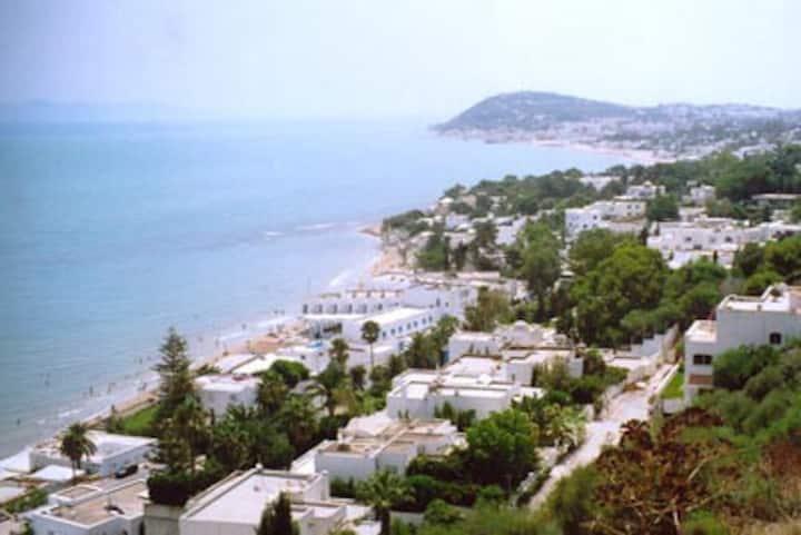 Belle Maison Entre Tunis et Hammamet