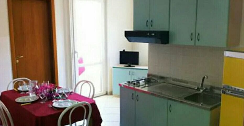 Appartamento - Villaggio Calipso - Calabria - San Giacomo-marinella - Apartment